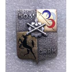503e Compagnie Renforcée de Réparation du Matériel (CRRM)