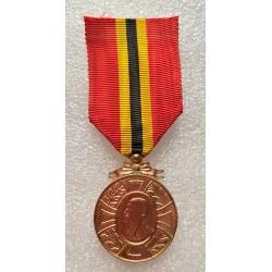 Belgique : Médaille de Léopold II 1865-1905