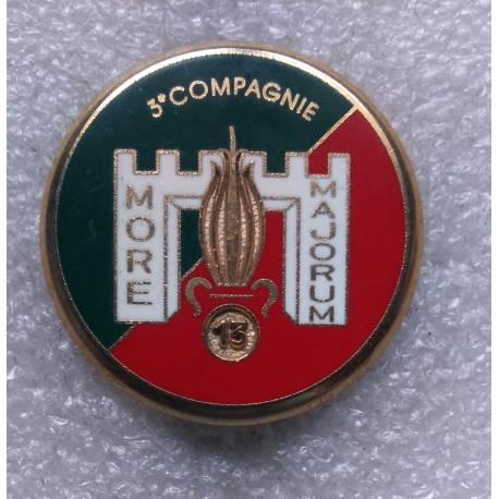 13e Demie Brigade de Légion Etrangère - 3e Compagnie matriculé