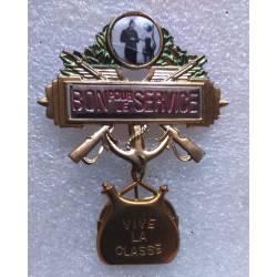 Conscrits Bon pour le Service - Vive la Classe