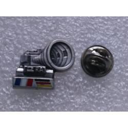 2e Régiment d'Artillerie (pin's)