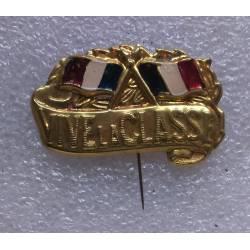 Conscrits Vive la classe (drapeaux)