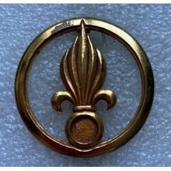 Légion Etrangère Infanterie insigne de béret